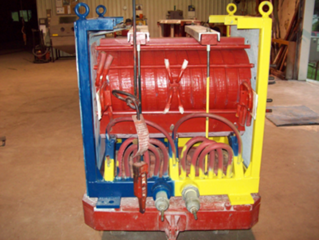 Indelect Induction Heating And Transformers